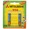 Ni-MH AAA950mAh Rechargeable Battery 1.2V