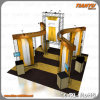 Aluminiumbinder-Stand-Ausstellung-Aufbau