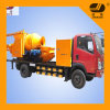 Jbc30 Concrete Pump Mixers Concrete Mixer Pump com Trailer