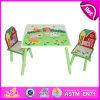 美しいWooden TableおよびKids、Wooden Toy TableおよびChildren、Cute Wooden TableおよびChair W08g129のChair SetのためのChair Toy