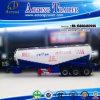 Het v-vormige Cement Bulker, de BulkAanhangwagen van de tri-As van de Vrachtwagen van de Tanker van het Cement Semi