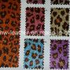 Unité centrale Leather de Grain Glitter de léopard pour Ladys Bags Hw-854