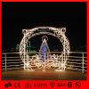 Уличный свет свода рождества декоративный СИД напольный Mottif