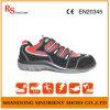 Ce En20345: 2011 Certificado de sapatos de segurança Black Hammer RS209