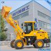 Nuovo tipo macchina della costruzione per il piccolo caricatore della rotella con 1200kg