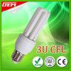 Halbe Spirale des Edelstein-5-40W E27 CFL sparen Energie-Lampe