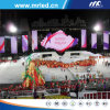 3.84mm Dance LED Screen (Aluminum 정지하 주물 Rental 시리즈 (576*576)