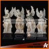 Statue di quattro stagioni della ragazza di angelo