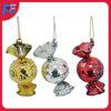 Het zoete Gevormde Hangende Ornament van het Glas voor de Decoratie van Kerstmis
