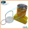 Alto Visible Road Safety Solar Warning Light con CE Certificate