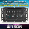 Witson Car DVD для Gmc Suburban Car DVD GPS 1080P DSP Capactive Screen WiFi 3G Front DVR Camera