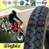 Prix bon marché de pneu de la moto 3.00-18 de la vente en gros 3.00-17 d'usine de la Chine