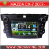 Reprodutor de DVD puro do carro do Android 4.4 para Mazda Cx-7 2007 - tela de toque capacitiva GPS do processador central A9 Bluetooth (AD-M007)