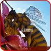 Insecto gigante al aire libre de los insectos realistas de Animatronic