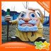 Apparatuur van de Decoratie van Doll van het Pretpark van de Arts van het beeldverhaal De Plastic voor Verkoop