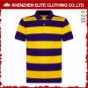 Polo en bonne santé de protection de logo de golf de dri fait sur commande UV de chemises (ELTMPJ-634)