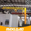 Grue de potence mobile d'industrie du bâtiment avec l'élévateur électrique