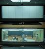 Film sec permutable léger de Pdlc en verre de guichet d'intimité de la transmittance on>83%
