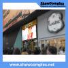 Mur visuel polychrome extérieur de DEL pour la publicité avec le panneau mince (pH8)