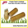 Zylinder Bamboo&Wood Art USB-Blitz-Laufwerk (D809)