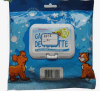 10PCS jetable Pet Wet Cleaning Wipe