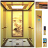 De commerciële Lift van de Passagier van de Bouw met de Kleine Zaal van de Machine