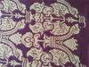 Бархат печати Dishcarge