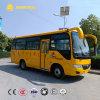 Bustier de 7 mètres 24 sièges, minibus diesel personnalisé
