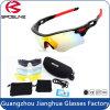 فائقة ضوء [أوف400] حماية مضادّة وهج رياضة نظّارات شمس مع حالة