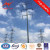 Double Circuit 110kv 15m Steel Poles Factory