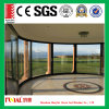 Trempe de double de prix de gros glaçant la porte en verre de la case As2208