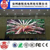 Bildschirm-Baugruppen-Bildschirmanzeige-Zeichen LED-farbenreiches P4 Innen-LED