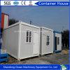 O recipiente pré-fabricado abriga HOME modulares de baixo custo