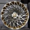17 Zoll-und der Aluminiumlegierung-18inch Rad-Felgen