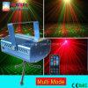 小型レーザーDJはライトリモート・コントロール光る星の効果のセリウムRoHSを上演する