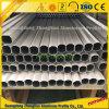 Aluminium Factory Supply 6061 6063 Tubes en aluminium anodisé en aluminium et en tube
