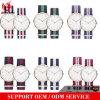 Reloj de nylon del cuarzo de la venda de reloj de la correa de la OTAN del estilo militar unisex de la manera Yxl-627