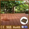 Decking extérieur composé de Foshan WPC/neuf Decking d'extrusion de Co