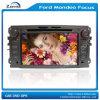 Reproductor de DVD S-Máximo del foco de Ford Mondeo para el coche con el cuadro de Bluetooth en el iPod Rds GPS (z-2969N) del cuadro
