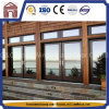 高品質の側面はアルミニウム開き窓のドアをハングさせた