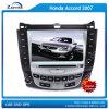 8 navegador del GPS del coche de la pulgada HD para Honda Accord 2007 (z-2909L)
