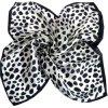 Jacquard de 100%/écharpe en soie d'impression (YL-0909011)