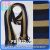 Шарф людей Yiwu выдвиженческой связанный зимой Striped (FS5222)