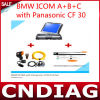 para BMW Icom a+B+C com CF30 Version Full Set com 2015.03 Software