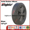 Wheelbarrow를 위한 폴리우레탄 Agricultural 14 Inch Solid Rubber Wheel