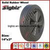 외바퀴 손수레를 위한 폴리우레탄 농업 단단한 고무 바퀴
