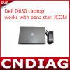 DELL D630 Laptop Works mit Benz Star, Icom