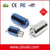 Almofada metálica do ather do USB do frasco de Fe2GB (YB-186) (DA-FT-33025)