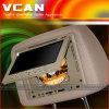 7 Zoll-Kopflehne Pillowbag mit DVD/Games/USB/SD/IR