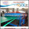 Chaîne de production en plastique de panneau de réseau de cavité de PC du PE pp